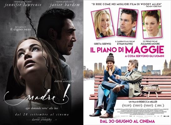 Film in lingua originale a Milano da venerdì 29 settembre/3