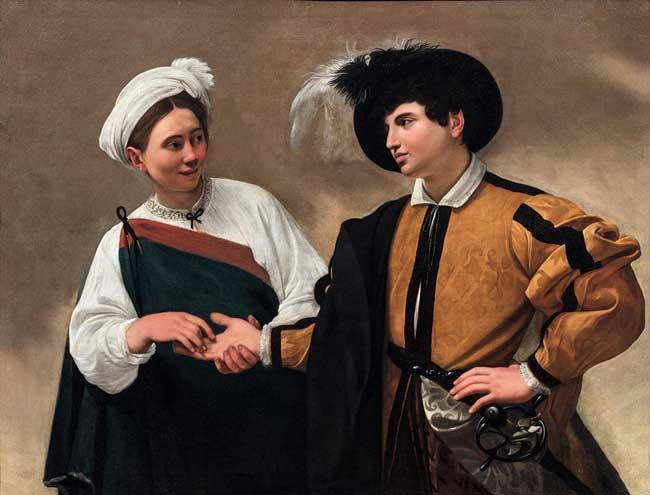Dentro Caravaggio - Buona Ventura