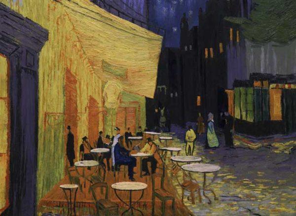 Loving Vincent - Arles Night Café