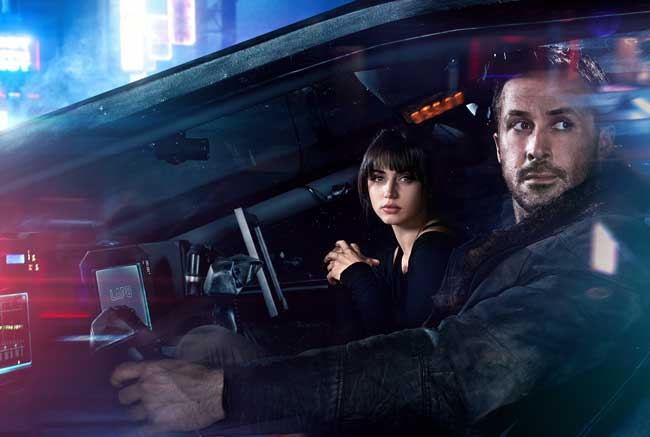 Una scena di Blade Runner 2049 - Photo: courtesy of Warner Bros. Italia