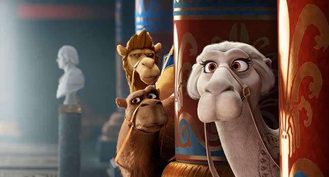 Un'immagine del film Gli eroi del Natale - Photo: courtesy of Sony Pictures