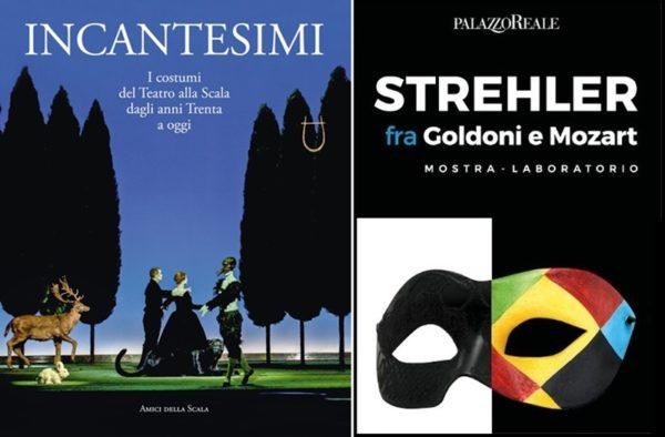 Non solo arte nelle grandi mostre di Natale a Milano: A Palazzo Reale i costumi del Teatro alla Scala e il genio di Giorgio Strehler