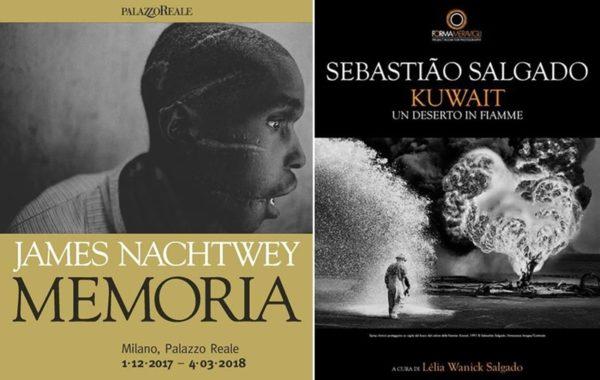 mostre di Natale a Milano:Grandi fotografi raccontano i disastri della guerra