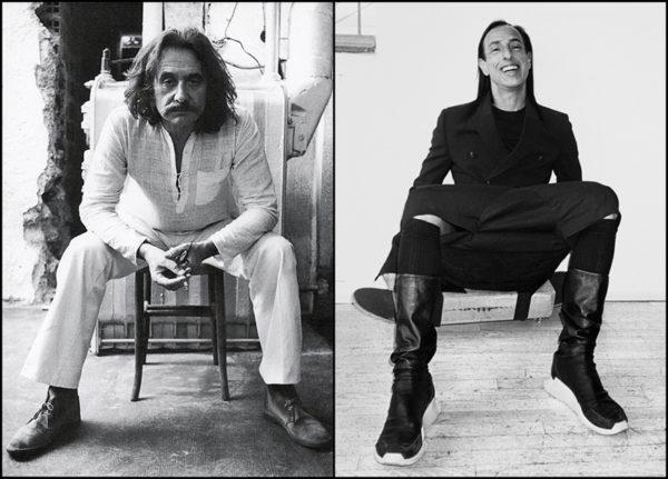 All'architetto e designer Ettore Sottsass e allo stilista Rick Owens La Triennale dedica due grandi mostre di arte contemporanea
