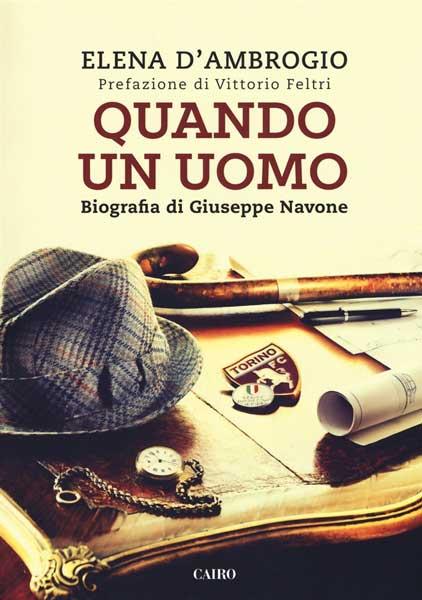 La cover del libro Quando un Uomo di Elena D'Ambrogio