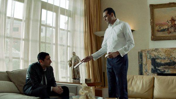 Fares Fares/Nuredin e Ahmed Seleem/Hatem Shafiq in Omicidio al Cairo
