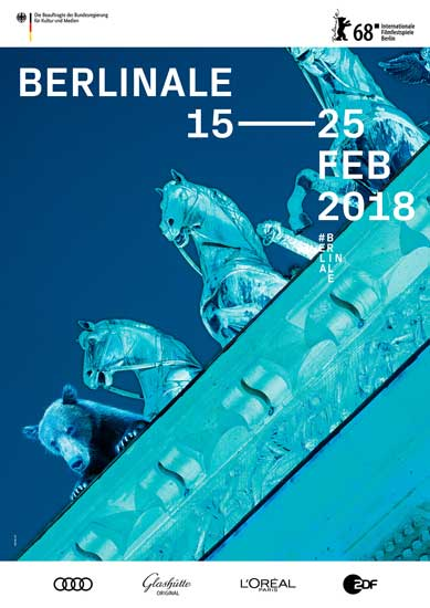 Ricordi dalla Berlinale 2018: il poster - (c) Internationale Filmfestspiele Berlin / Velvet Creative Office