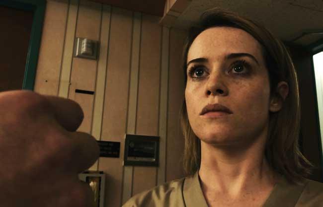 Ricordi dalla Berlinale 2018: Claire Foy nel film Unsane © Fingerprint Releasing / Bleecker Street