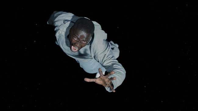 Daniel Kaluuya nel film Get Out - Photo: courtesy of Universal Pictures