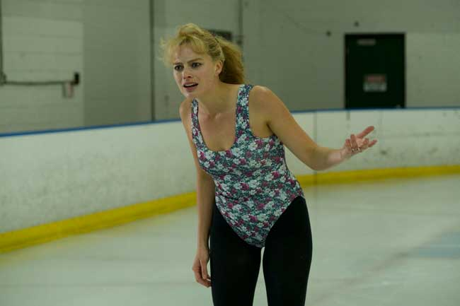 Margot Robbie nel film Tonya - Photo: courtesy of Lucky Red