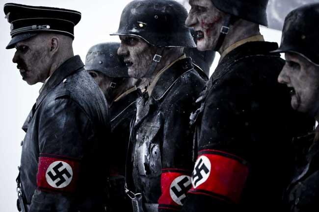 una scena del film Dead Snow 2 - Photo: courtesy of Midnight Factory