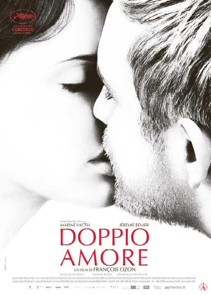 la locandina italiana del film Doppio Amore