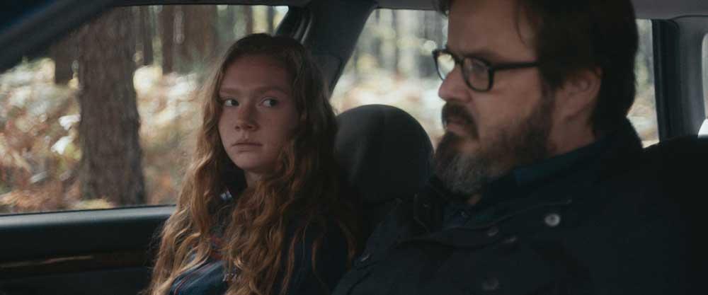 Charlotte Cètaire e Giuseppe Battiston nel film Dopo la guerra - - Photo courtesy of I Wonder Pictures