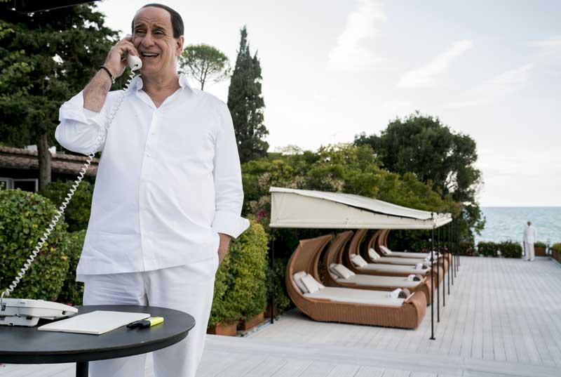 Toni Servillo in LORO 2 - Photo by Gianni Fiorito