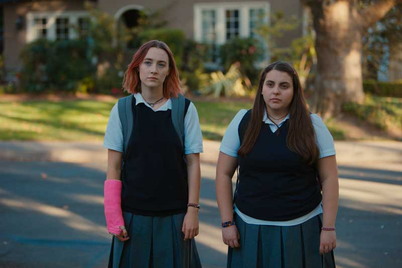 una scena del film Lady Bird - Photo: curtesy of Universal Pictures