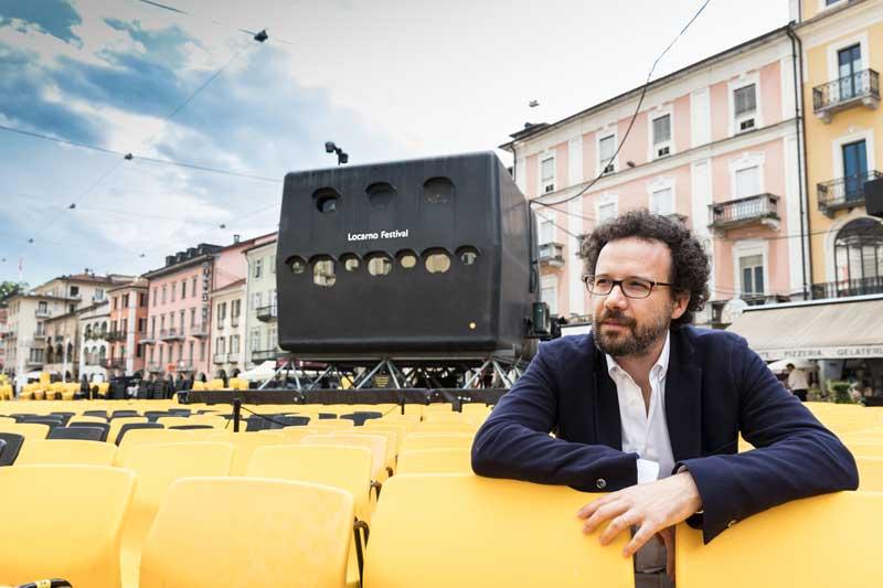 Carlo Chatrian - Photo copyright Locarno Festival