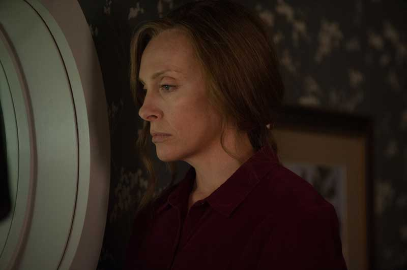 Toni Colette in una scena del film Hereditary - Photo: courtesy of Lucky Red
