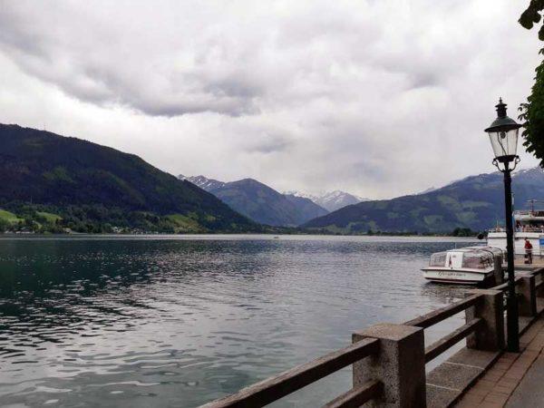 Il lago di Zell am See - Foto: Simone Bonaccorso