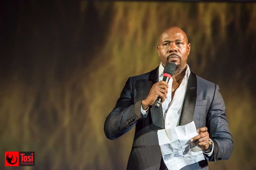 Antoine Fuqua in Piazza Grande @ Tosi Photography