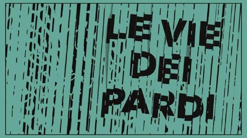 il poster della rassegna Le Vie dei Pardi a Lugano