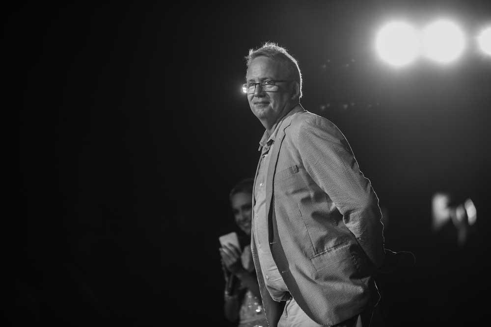 Ted Hope riceve il Premio Raimondo Rezzonico - Photo: Locarno Festival/ Samuel Golay