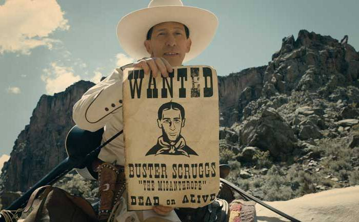 The Ballad of Buster Scruggs film still