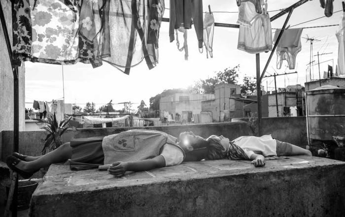 un'immagine del film Roma di Alfonso Cuaron- Photo: courtesy of Biennale