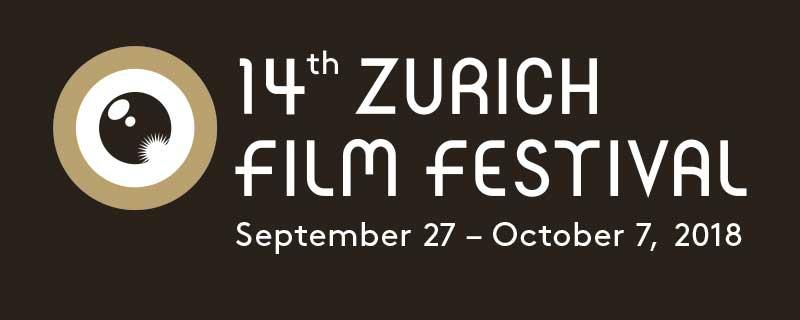 Zurich Film Festival 2018 logo