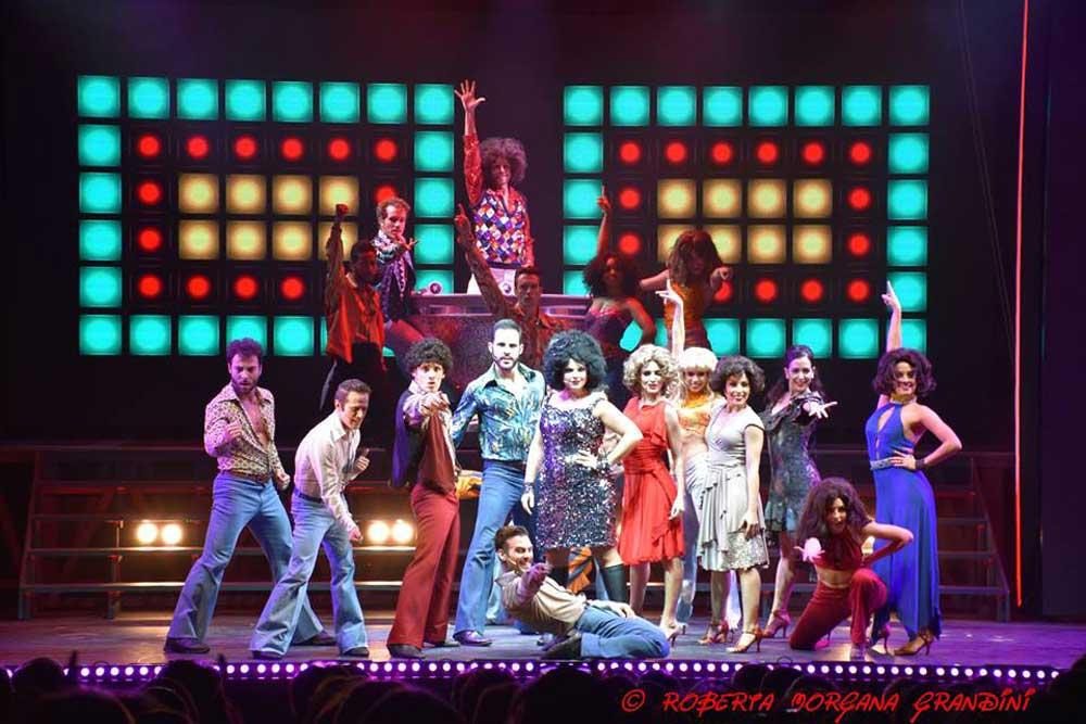 musical La Febbre del Sabato Sera - Foto: Roberta Morgana Grandini
