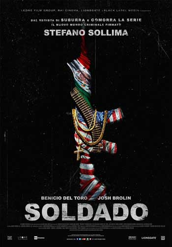 soldado poster film