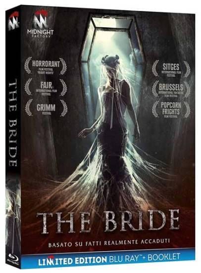 cover blu-ray film The Bride