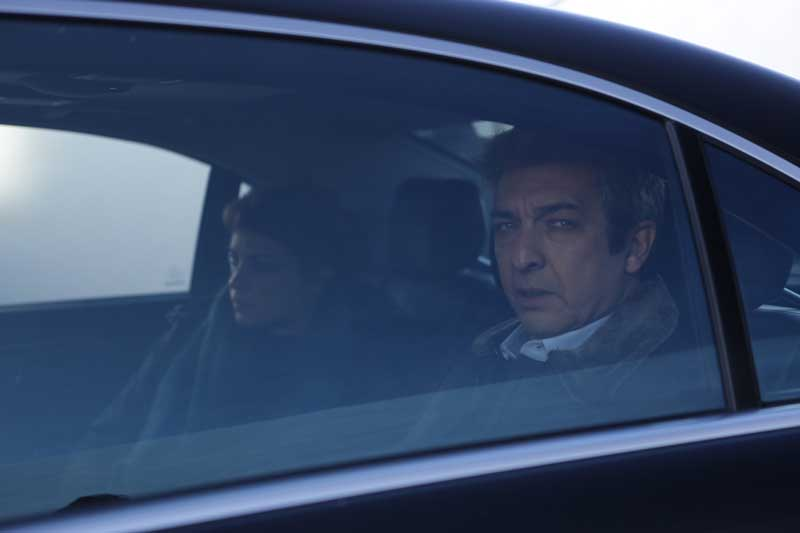 Ricardo Darin in una scena del film - Photo © Diego Araya C