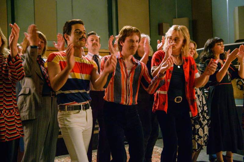 una scena del film Bohemian Rhapsody - Photo: courtesy of 20th Century Fox