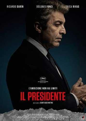 la locandina del film Il Presidente