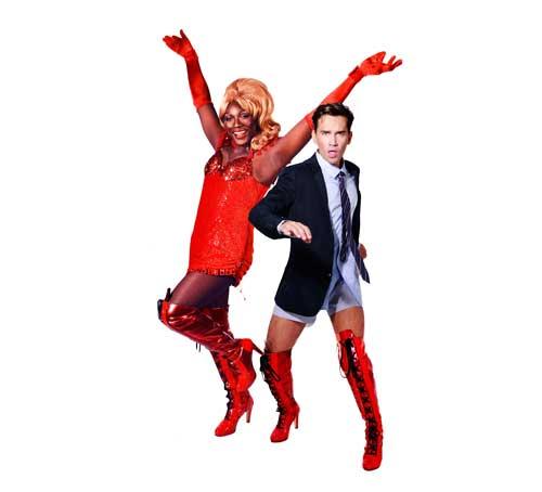 Stan Believe e Marco Stabile sono i protagonisti di Kinky Boots