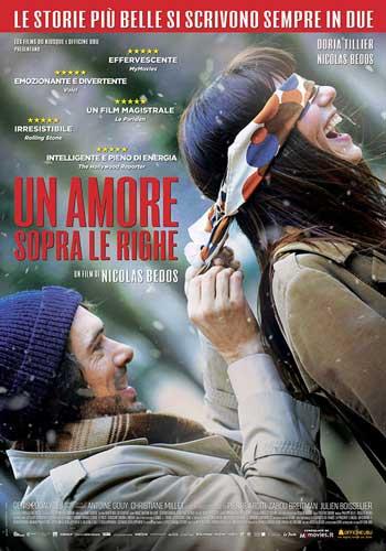 la locandina italiana del film Un Amore sopra le Righe
