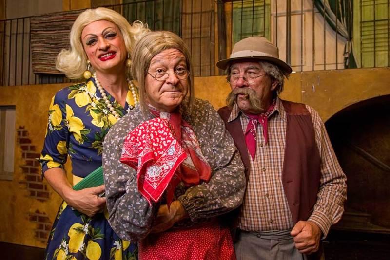 Capodanno a teatro: al Teatro della Luna coi Legnanesi - Foto di Federico Vagliati