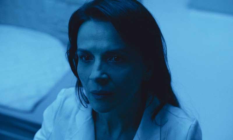 Juliette Binoche nel film High Life (2018) - Photo: TFF 2018