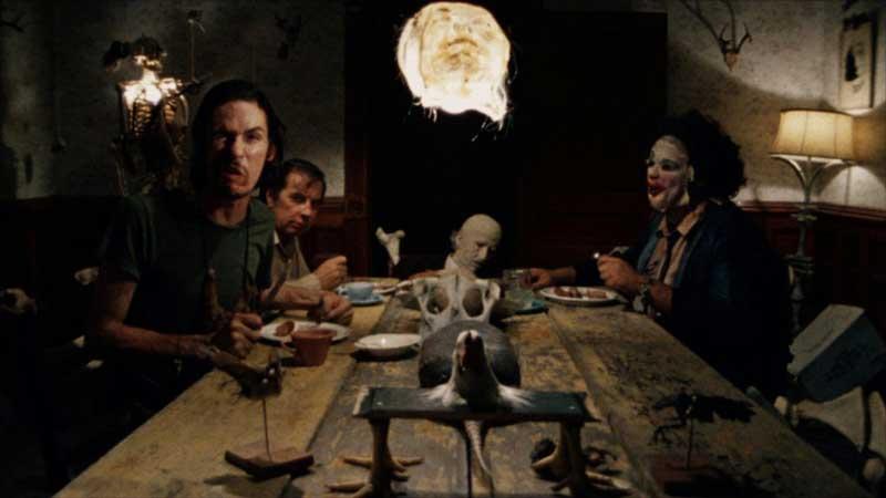 una scena del film Non Aprite Quella Porta - Photo: Midnight Factory