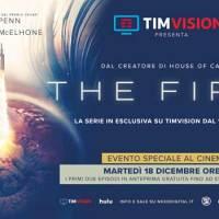 THE FIRST, la serie: con Sean Penn, nel futuro, alla volta di Marte