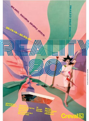 Reality 80 manifesto mostra