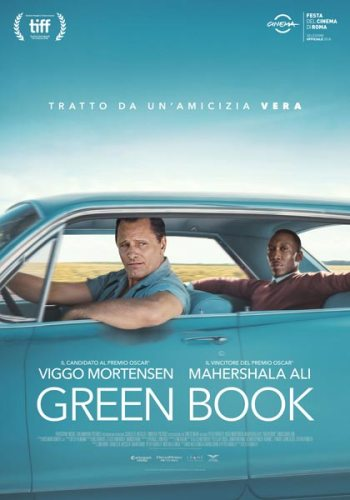 La locandina italiana del film Green Book
