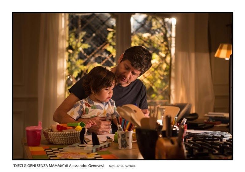 Fabio de Luigi in una scena del film – Photo: courtesy of Loris T. Zambelli e Colorado Film