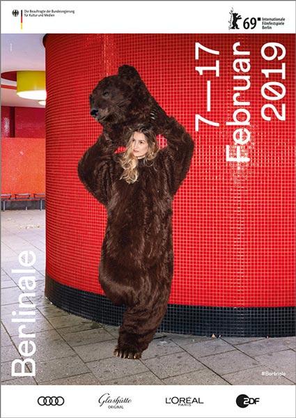 Il poster della Berlinale 2019 (c) Internationale Filmfestspiele Berlin / Velvet Creative Office