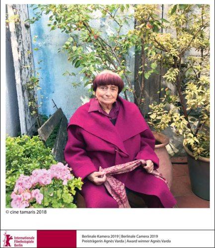 Gli ospiti della Berlinale 2019: Agnès Varda © cine tamaris 2018