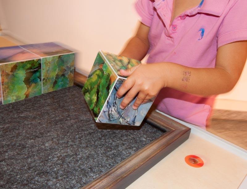 La mostra Oh... Cézanne! rimarrà al Museo in Erba di Lugano sino a 1* settembre