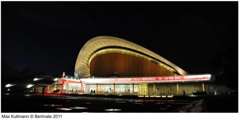 Haus der Kulturen der Welt - Ph: Max Kullmann (c) Berlinale
