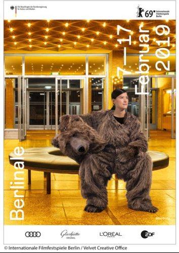 Berlinale 2019 poster © Internationale Filmfestspiele Berlin / Velvet Creative Office