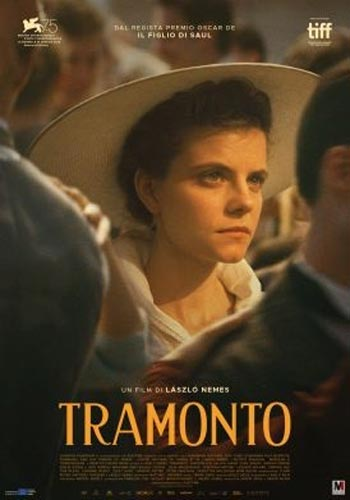 Tramonto locandina film