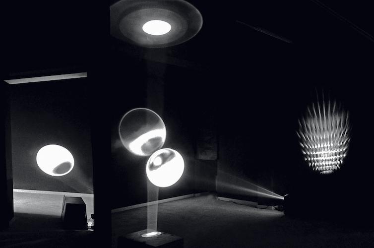 Ambiente delle luci / Ambiente dei fiori, di marinella pirelli, 1971 - oto di Fabio Donato